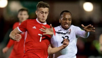 Wales  1 - 0  Trinidad and Tobago