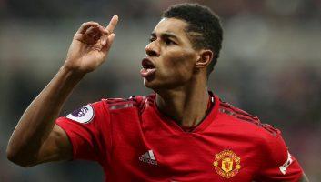 Tottenham Hotspur  0 - 1  Manchester United