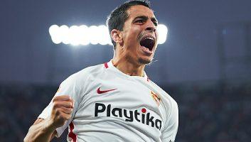 Sevilla  5 - 2  Real Sociedad