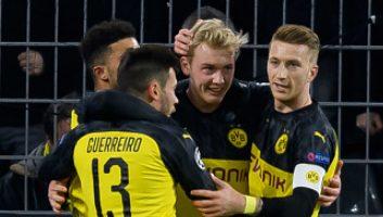 Borussia Dortmund  2 - 1  Slavia Prague