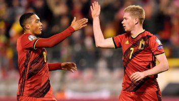 Belgium  6 - 1  Cyprus