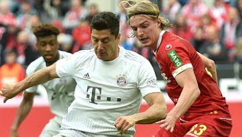FC Koln  1 - 4  Bayern Munich