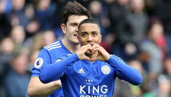 Leicester City  3 - 1  Fulham