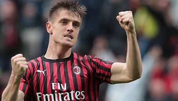 AC Milan  2 - 0  Frosinone