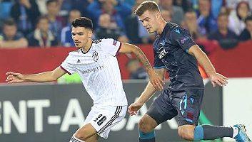 Trabzonspor  2 - 2  Basel