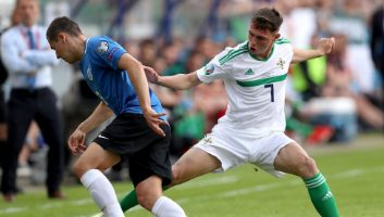 Estonia  1 - 2  N.Ireland