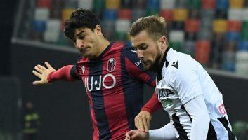 Udinese  4 - 0  Bologna