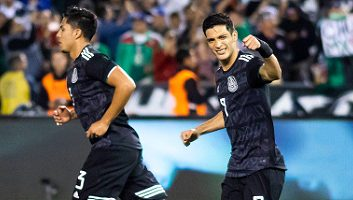 Mexico  3 - 1  Chile