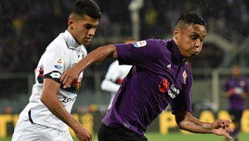 Fiorentina  0 - 0  Genoa