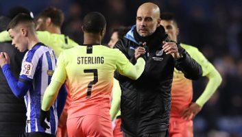 Sheffield Wednesday  0 - 1  Manchester City