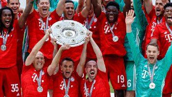 Bayern vs Eintracht Frankfurt