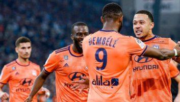 Marseille  0 - 3  Lyon