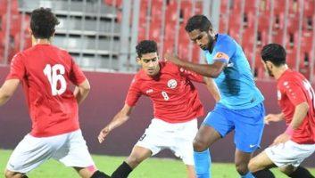 Yemen  1 - 2  Singapore