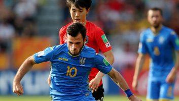 Highlight: Ukraine U20 vs South Korea U20