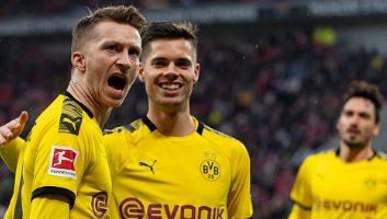Mainz 05  0 - 4  Borussia Dortmund