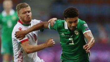 Highlight: Belarus vs N.Ireland