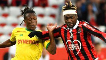 Nice  1 - 1  Nantes