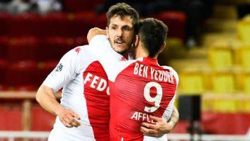 Video Monaco  1 - 0  Angers (Ligue 1)