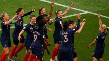 Highlight: Pháp vs Hàn Quốc
