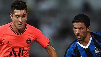 Paris Saint-Germain 1 - 1 Inter