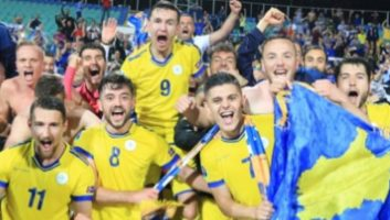 Bulgaria  2 - 3  Kosovo