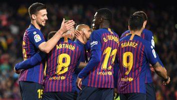 Barcelona  2 - 1  Real Sociedad