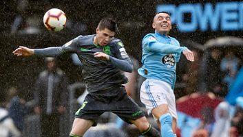 Celta Vigo  3 - 1  Real Sociedad