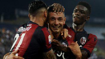 Bologna  3 - 2  SSC Napoli
