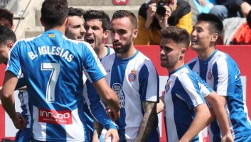 Girona  1 - 2  Espanyol
