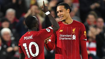 Liverpool  5 - 2  Everton