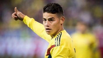 Colombia  3 - 1  Costa Rica