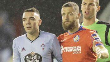 Celta Vigo  0 - 1  Getafe