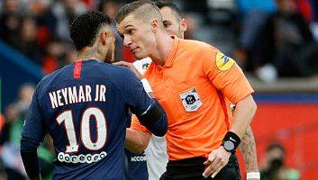 Paris Saint-Germain  4 - 0  Angers