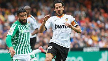 Valencia  2 - 1  Real Betis
