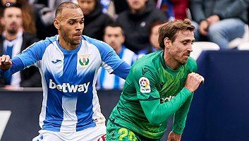 Leganes  2 - 1  Real Sociedad