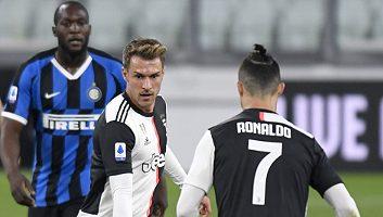 Juventus  2 - 0  Inter