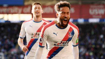 Cardiff City  2 - 3  Crystal Palace