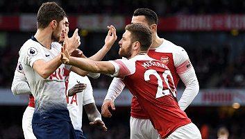 Arsenal  4 - 2  Tottenham Hotspur