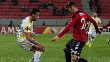 Spartak Trnava  1 - 0  Fenerbahce