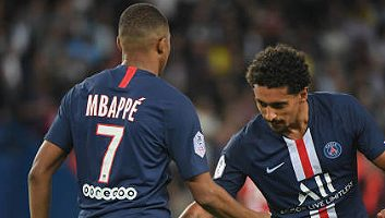 Paris Saint-Germain  3 - 0  Nimes
