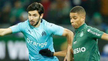 Saint-Etienne  2 - 1  Marseille