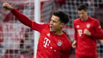 Bayern Munich  6 - 1  Werder Bremen