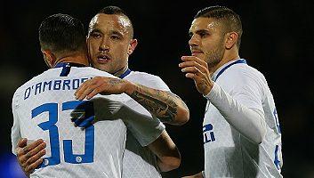Frosinone  1 - 3  Inter