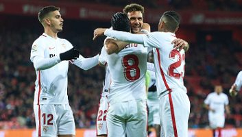 Athletic Bilbao  1 - 3  Sevilla