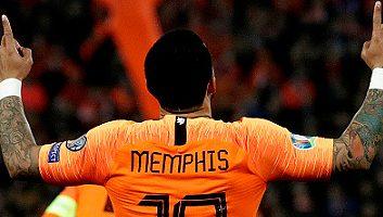 Netherlands  4 - 0  Belarus