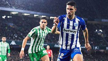 Real Betis  1 - 1  Deportivo Alaves