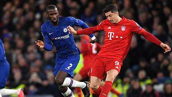 Chelsea  0 - 3  Bayern Munich
