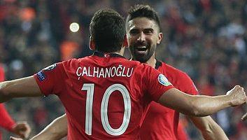Turkey  4 - 0  Moldova