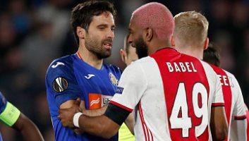 Getafe  2 - 0  Ajax