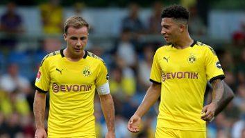 Udinese  1 - 4  Borussia Dortmund
